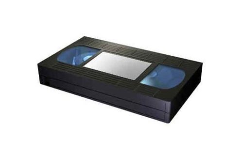 VHS to DVD service Happy Ireland Productions