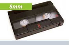 8mm tape to DVD
