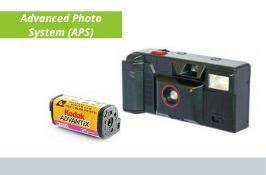 Advanced Photo System (APS) Developing and Printing