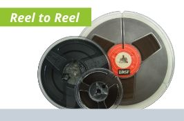 Reel to Reel Transfer Service