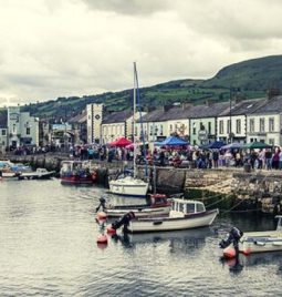 Carnlough Village